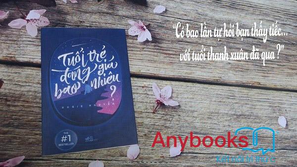 Review sách Tuổi trẻ đáng giá bao nhiêu – Rosie Nguyễn