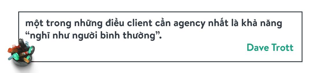 Agency Cần Gì