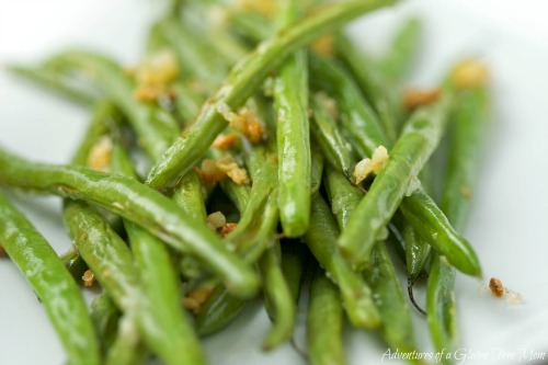 Gluten-Free Green Bean Fries