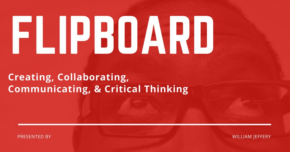 Teaching Flipboard Slide 1