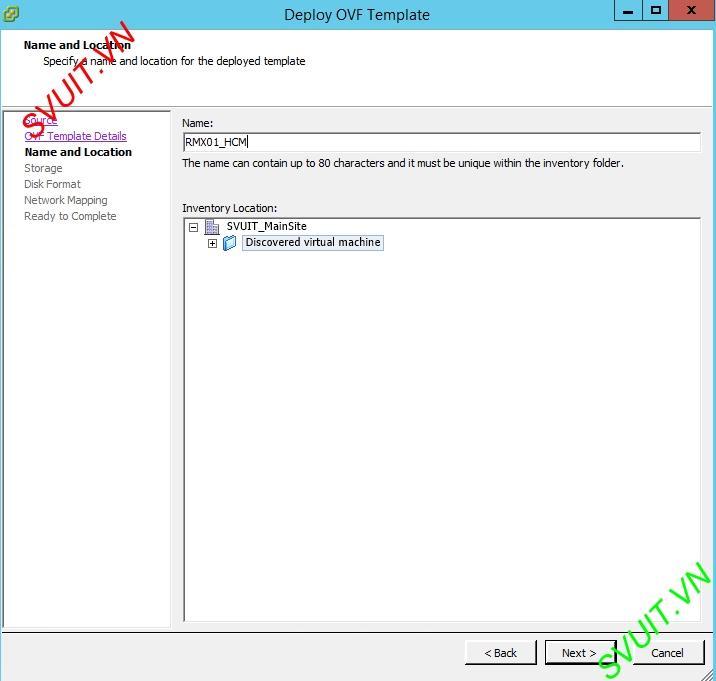 Deploy MCU Polycom RMX Virtual Edition (4)