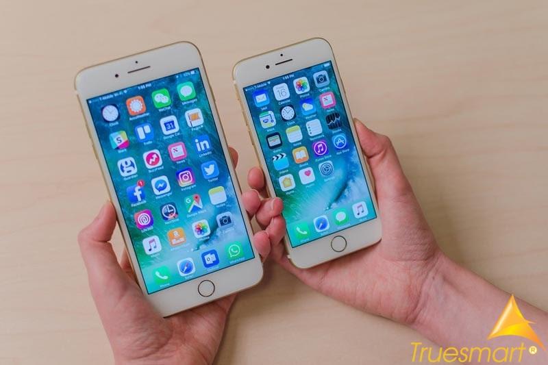 Thay Mặt Kính Cảm Ứng iPhone 7/7Plus Giá Rẻ Nhất