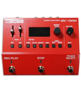 Foto do Pedal Boss RC 500 Loop Station