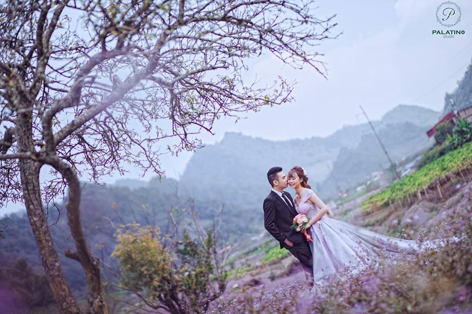 chụp ảnh cưới ngoại cảnh đẹp
