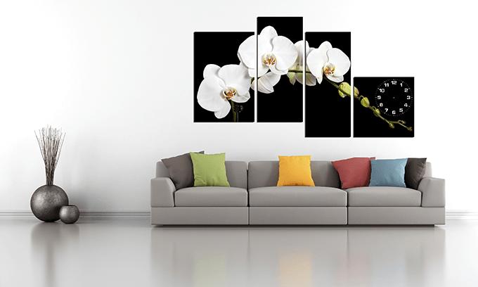 Tranh thêu hoa lan và ý nghĩa đặc biệt trong phong thủy 14