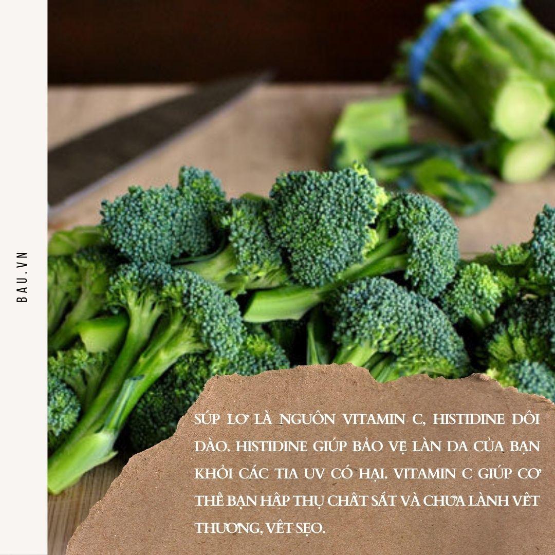 Những loại thực phẩm giúp chị em da khỏe đẹp và giảm thâm mụn - ảnh 2