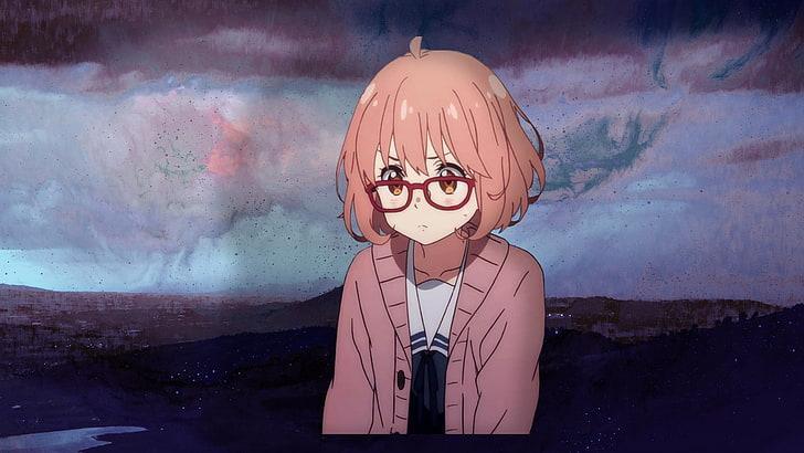 HD wallpaper: Anime, Beyond the Boundary, Mirai Kuriyama   Wallpaper Flare
