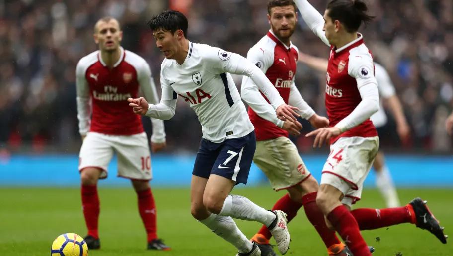 Màn so tài giữa Arsenal và Tottenham Hotspur