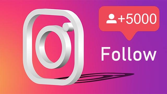 Mua follow instagram giúp nick của bạn tăng sự uy tín hơn