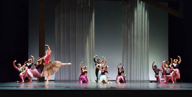 Resultado de imagen de Zapateado, de Sarasate Ballet Nacional de España Antonio Najarro director artístico