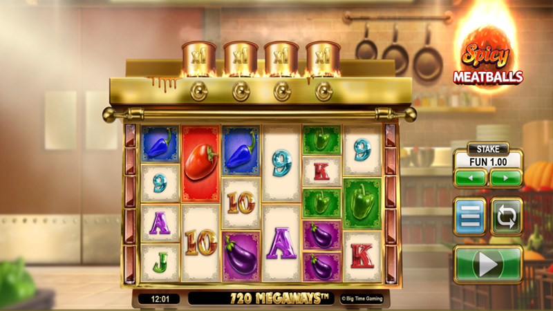 New Online Slots With Megaways Feature