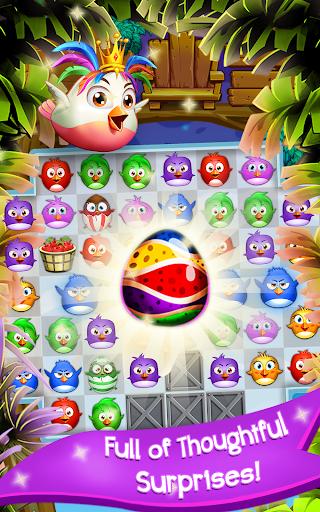 Birds Pop Mania: Match 3 Game- screenshot thumbnail