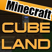 Cube Land (Full Song) [An Original Minecraft Cubeland Parody]