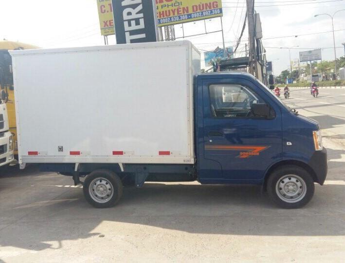 Đại lý bán xe tải nhỏ suzuki, vinaxuki, dongben tải trọng 800kg - 900kg trả góp