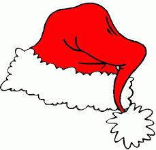 Résultats de recherche d'images pour Â«chapeau de noel clipartÂ»