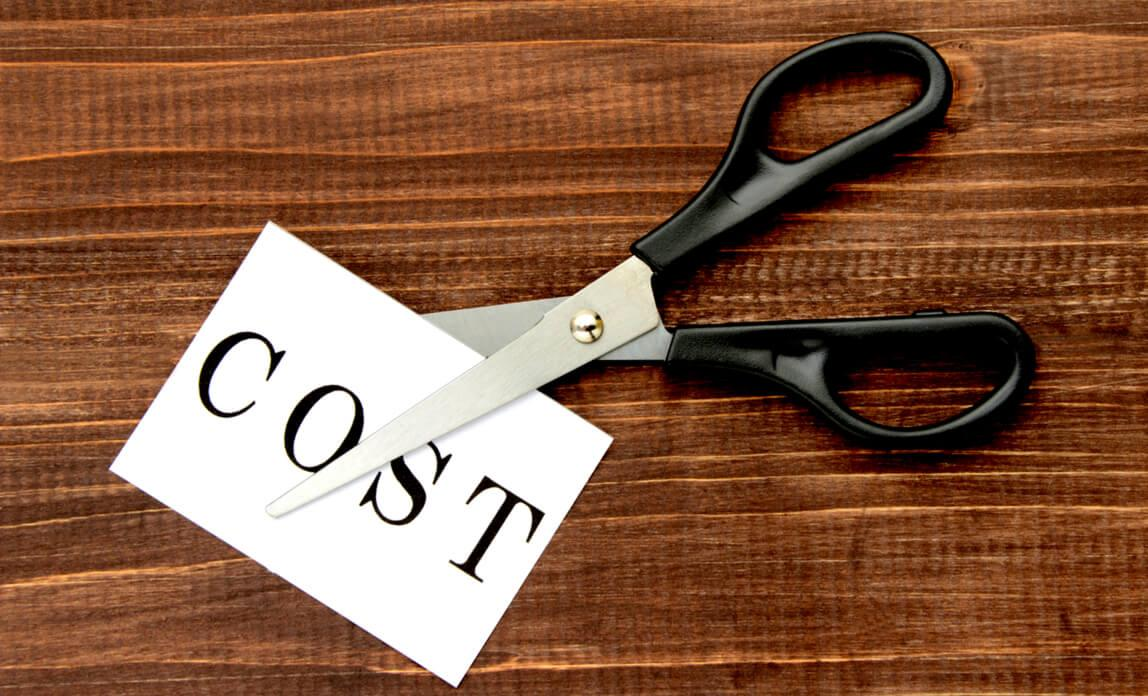 cutting the costs