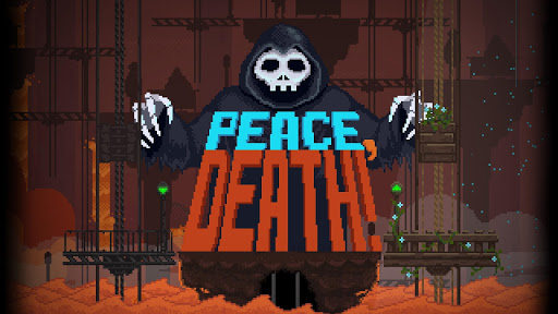 Peace, Death!- screenshot thumbnail