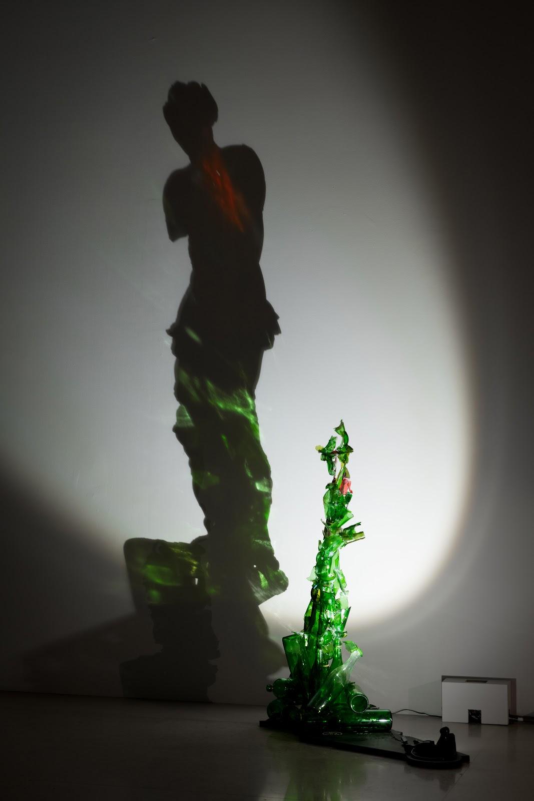 奇美博物館 特展 展覽 影子魔幻展