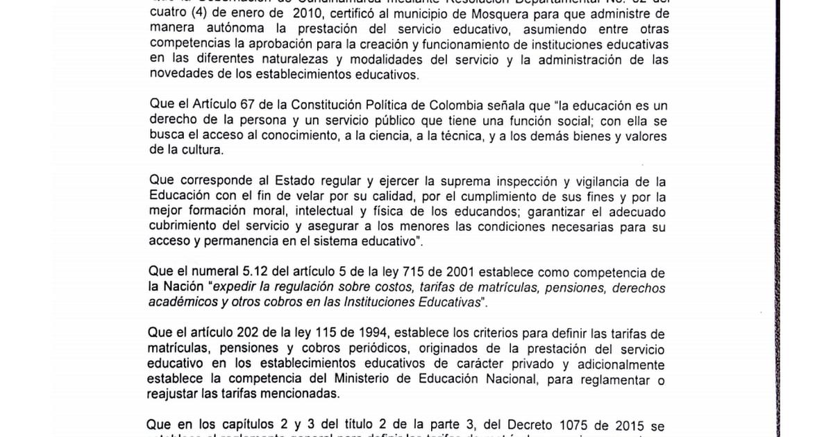 Colegio Bilinguismo Pio Xii Pdf Google Drive