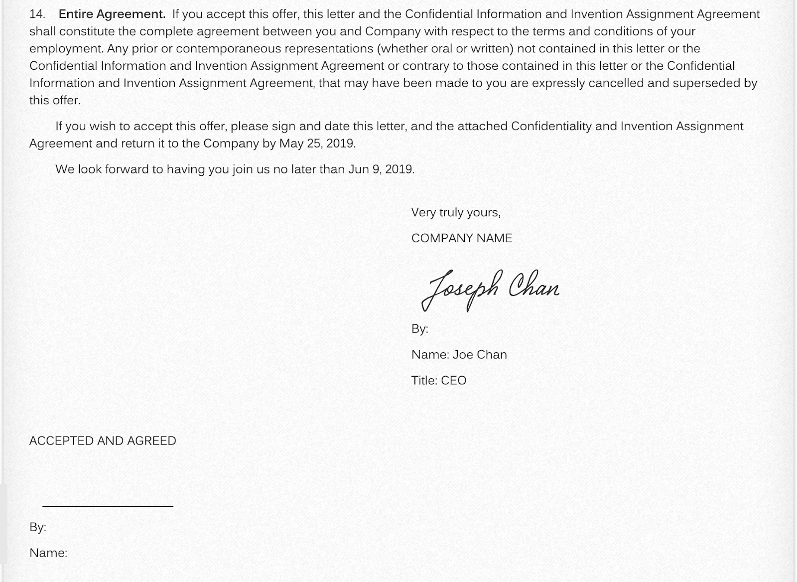 Accept The Offer Letter from lh4.googleusercontent.com