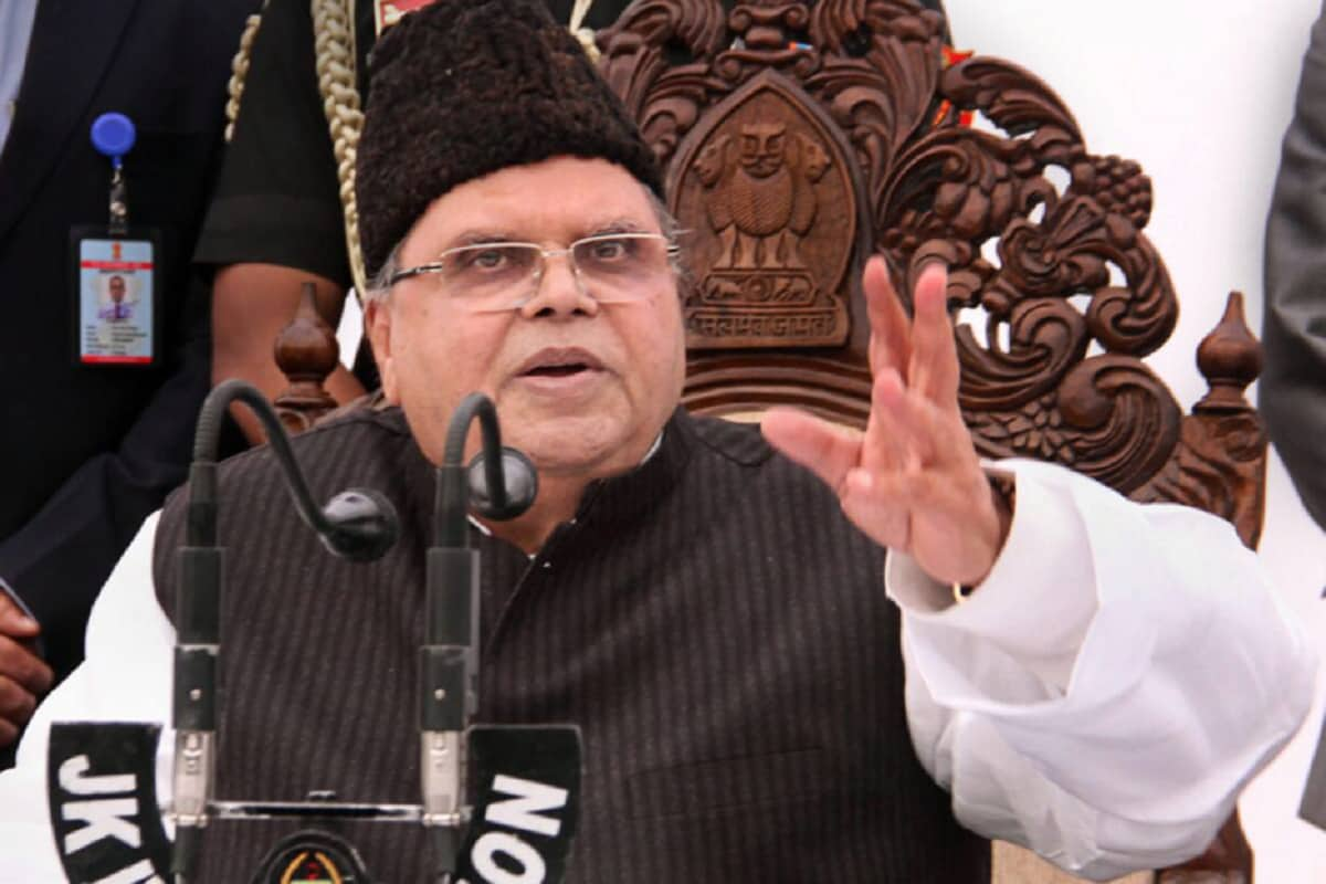 Meghalaya Governor Satya Pal Malik Backs Protesting Farmers, Urges Centre  Not to Offend Them