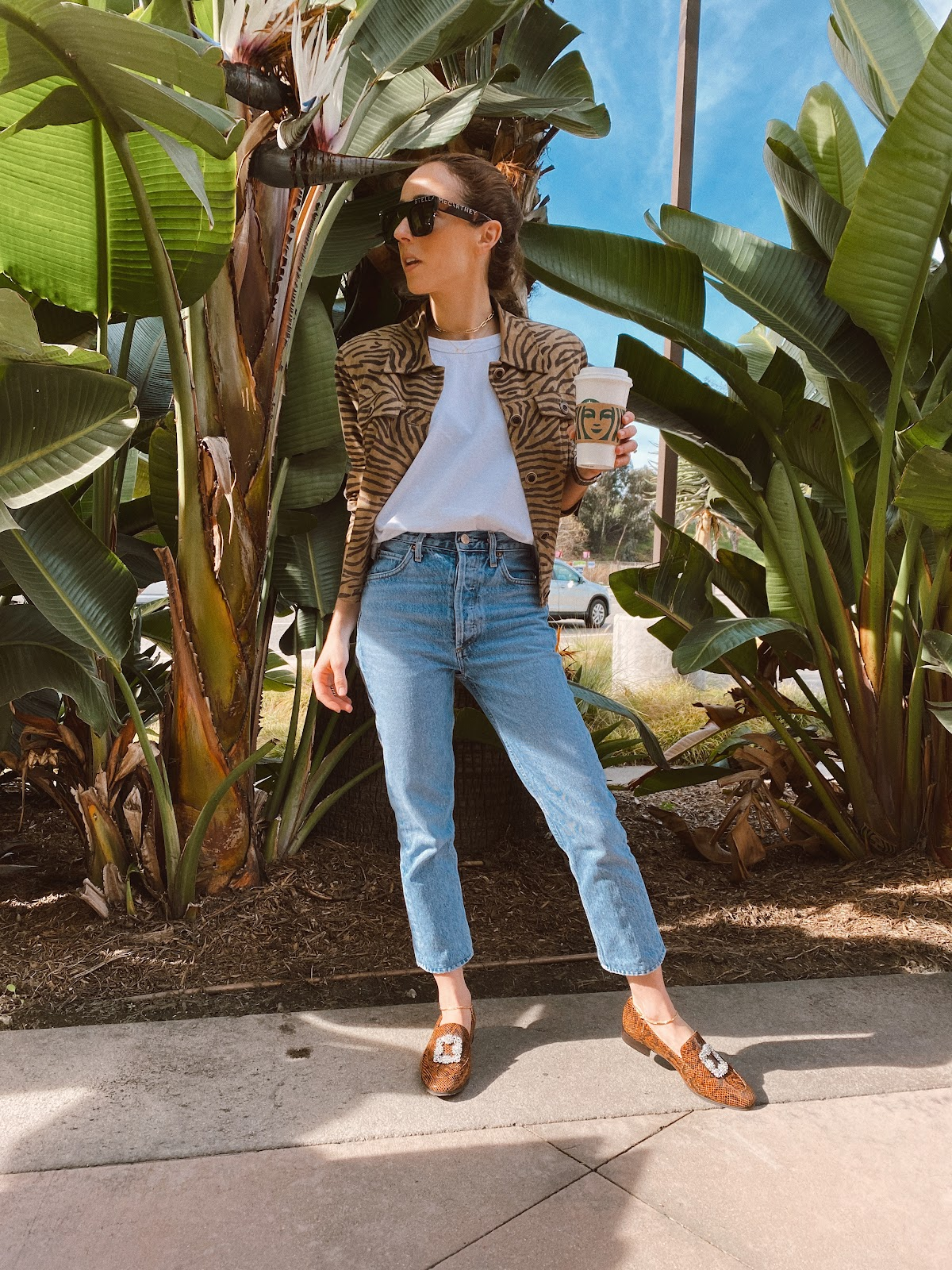 Spring trends to wear now for fresh spring fashion with 90s aesthetic