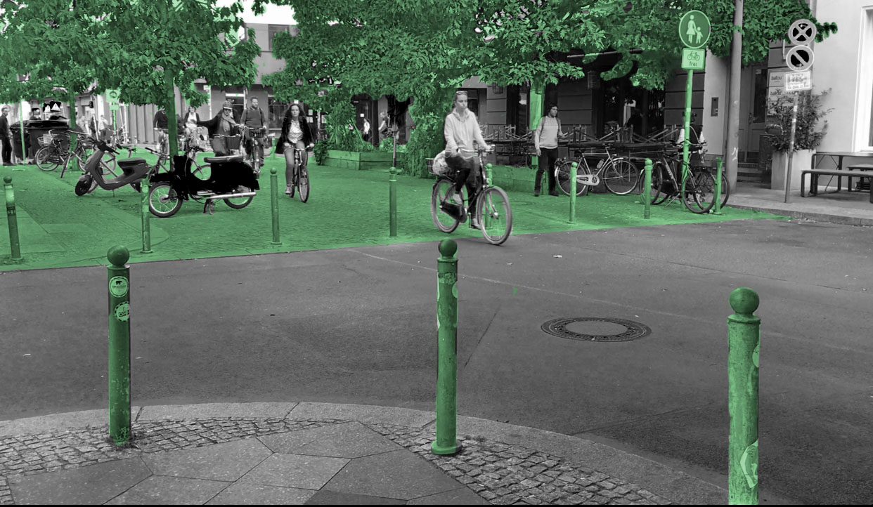 Berlin plaza