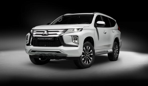 Đánh giá xe Mitsubishi Pajero Sport 2020-2
