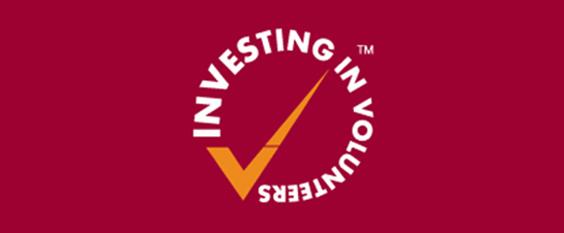 자원 봉사자 로고 투자