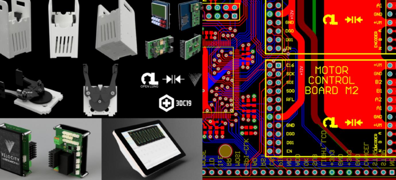 PCB design and 3d renders in Altium Designer 365