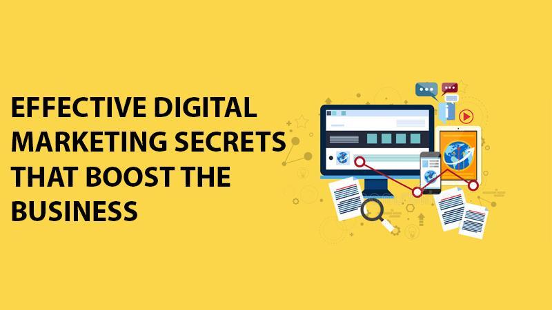 Digital marketing secrets 2020
