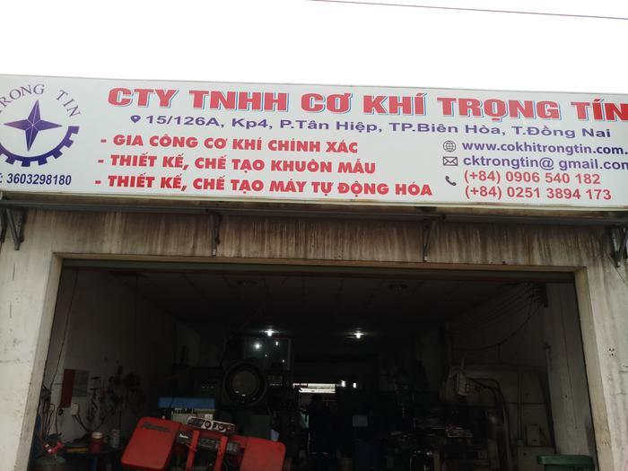 Xưởng gia công cơ khí tại Bien Hoa uy tín hàng đầu