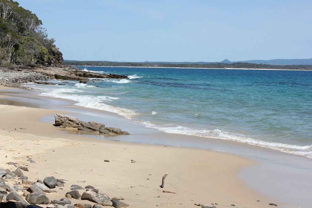 nongsa beach batam indonesia
