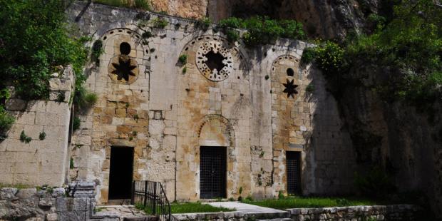 Đến thăm hang đá ở Thổ Nhĩ nơi Thánh Phê-rô dâng Lễ