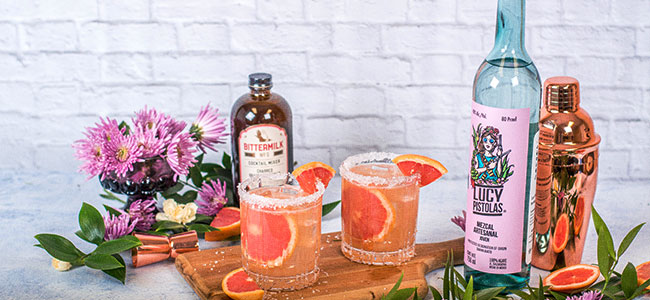 Make It A Smoky Mother's Day Cocktail