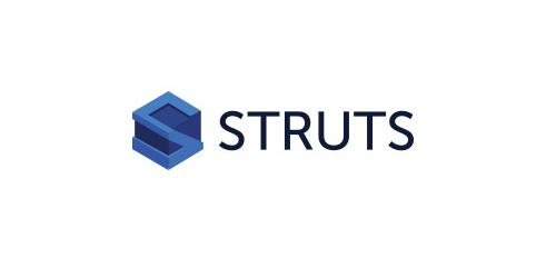 struts java frameworks logo