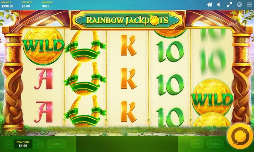 Игры казино с радужными джекпотами