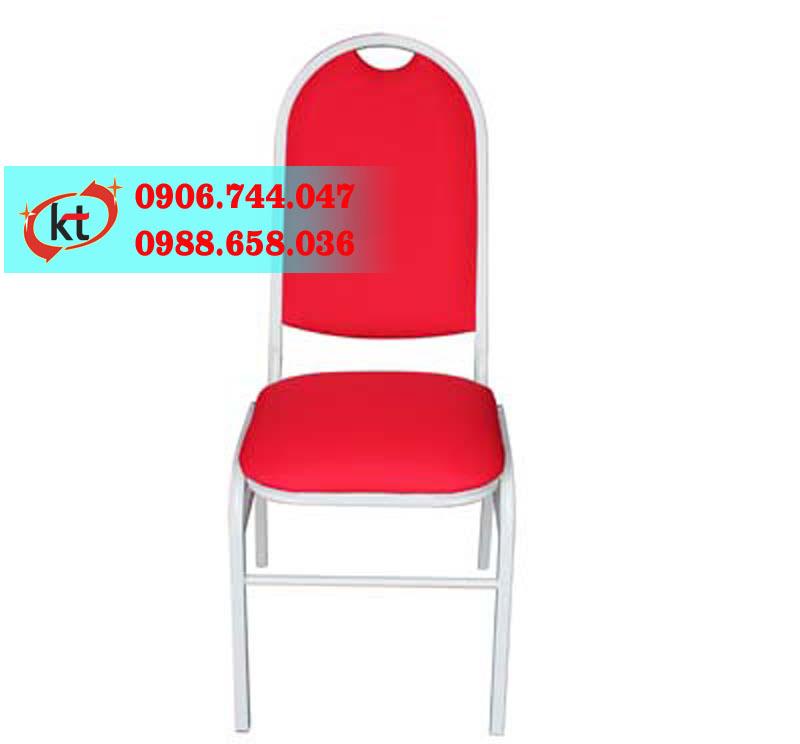 Ghế inox nhà hàng lưng tròn KT01.jpg