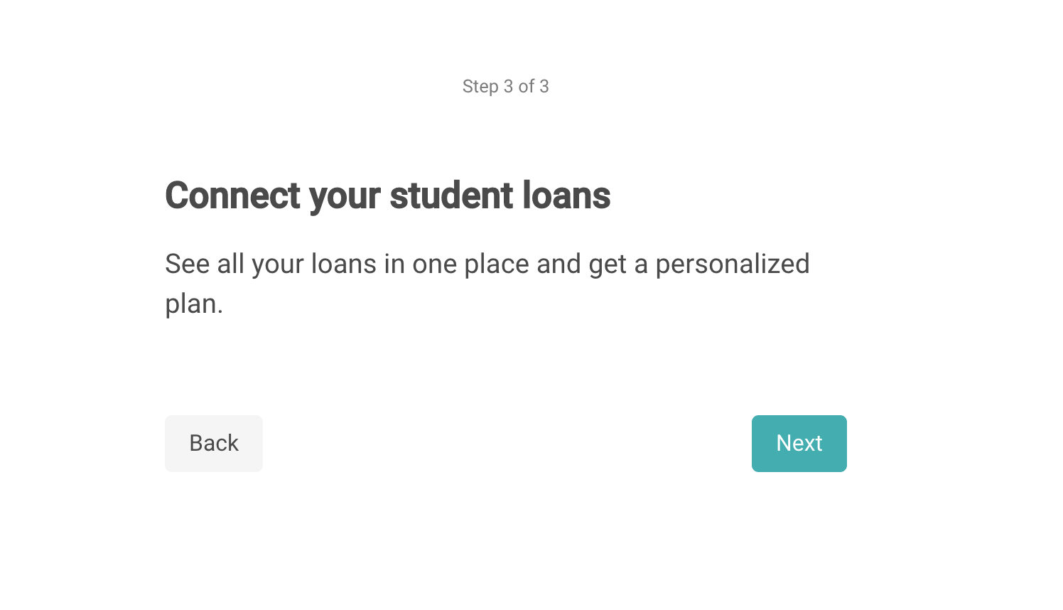 Tackle Student Loan Debt with Snowball App Step 4