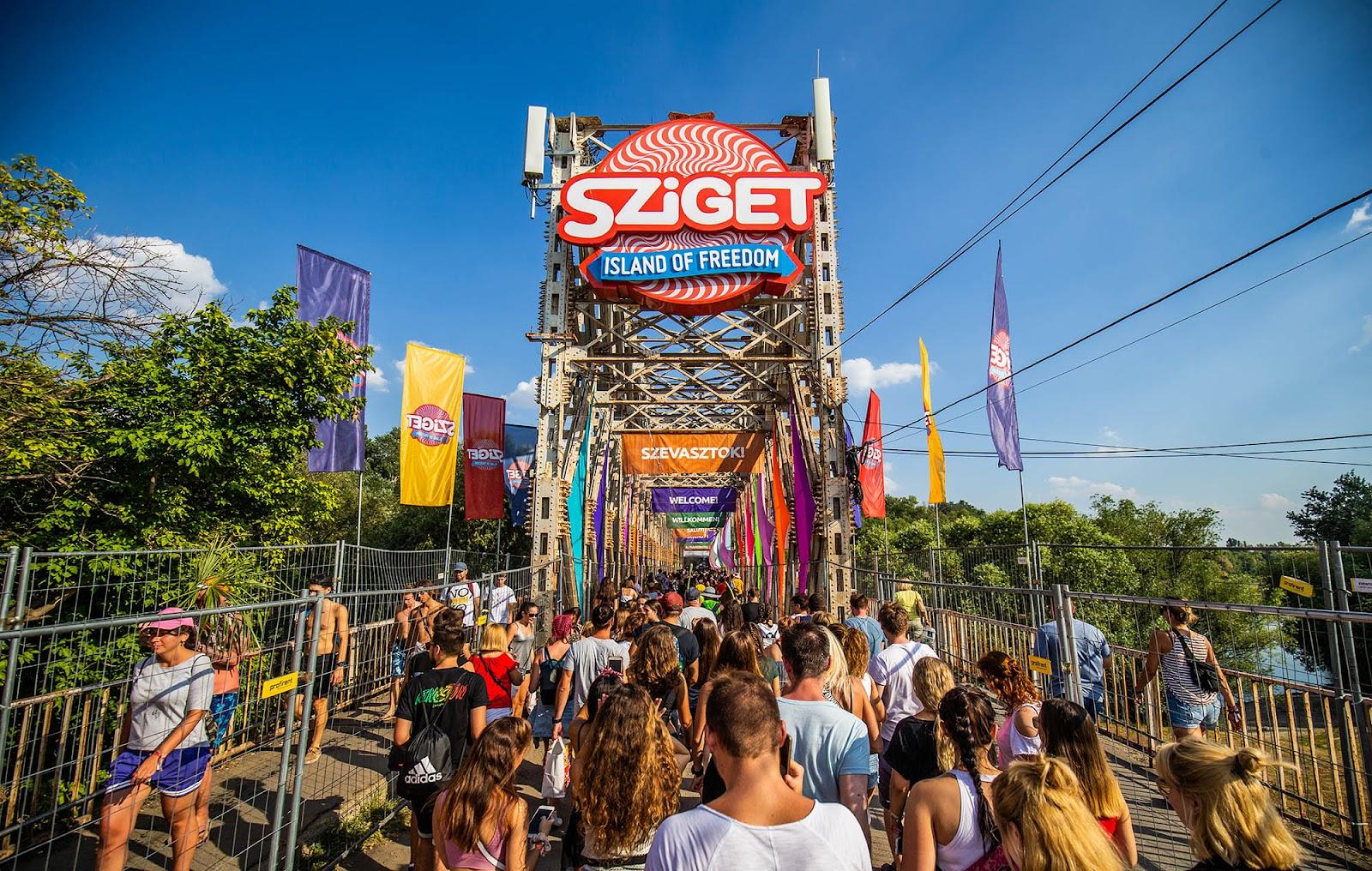 Image result for Sziget