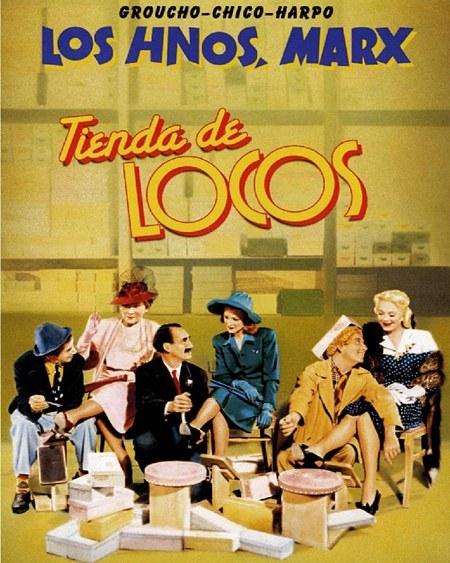 Tienda de locos (1941, Charles Reisner)