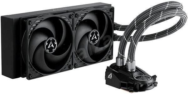ARCTIC Liquid Freezer II 240 - Liquid Cooling System | Alzashop.com