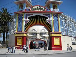 Image result for luna park melbourne