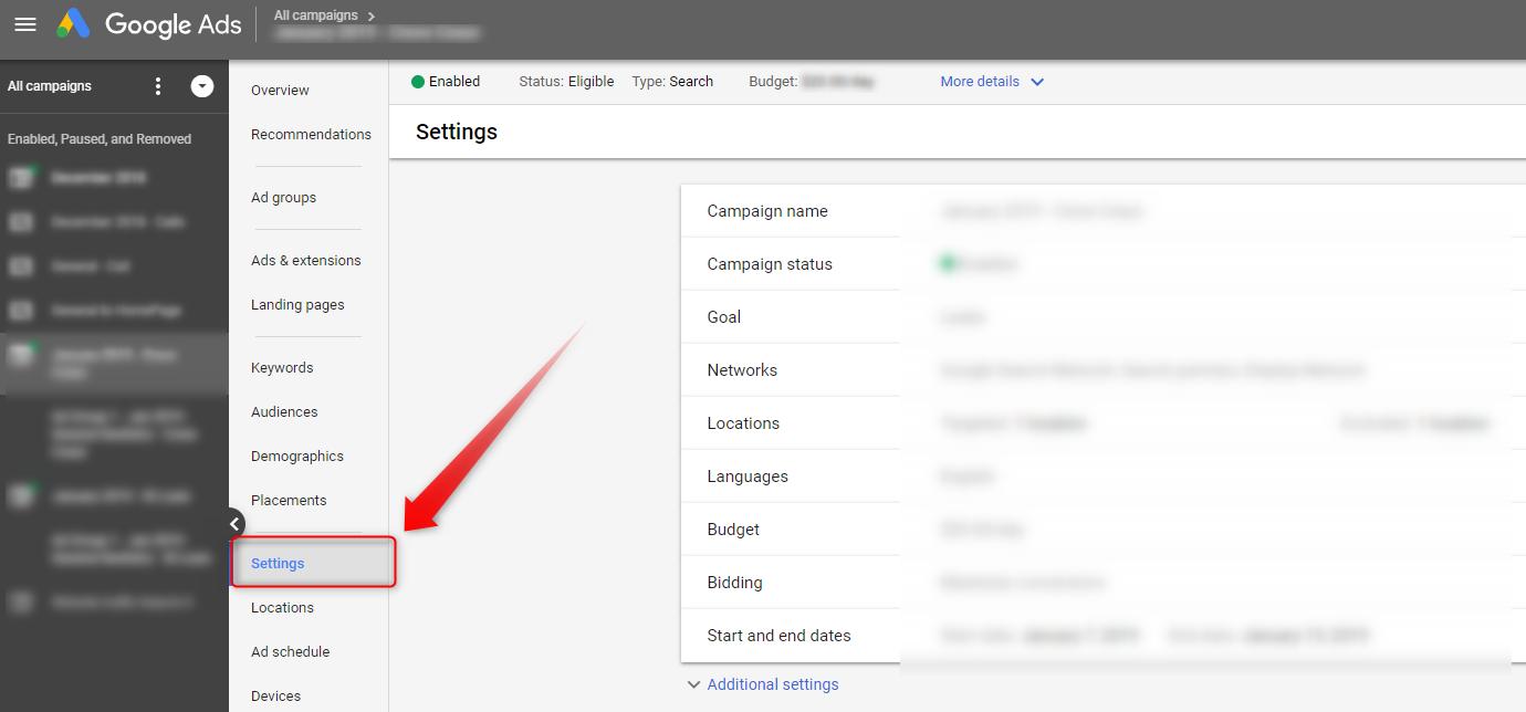 manually blocking IP addresses in Google Ads 1