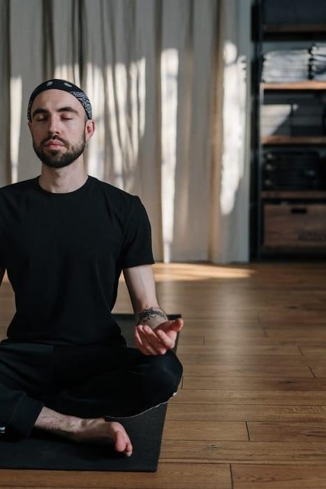 Give yourself time to meditate