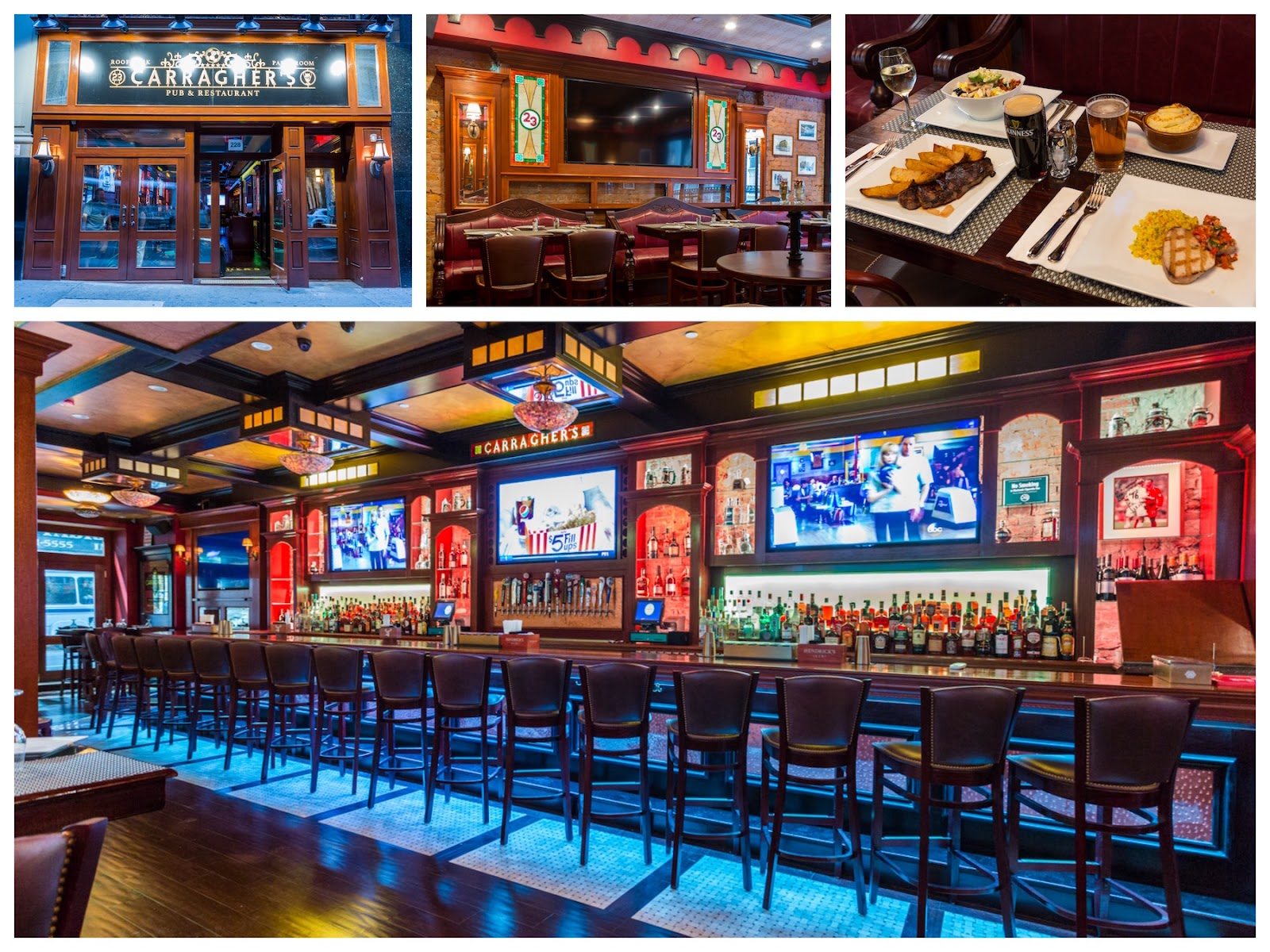 WIN: Fly to New York City and have a pint in Carra's NYC