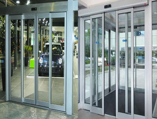 Top những loại cửa tự động được sử dụng phổ biến