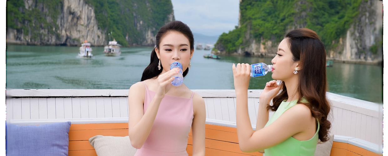 Uống nước khoáng ít một hàng ngày