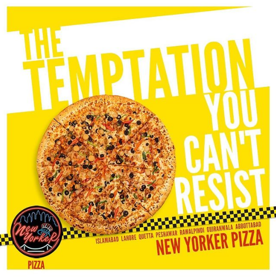 New Yorkers Pizza