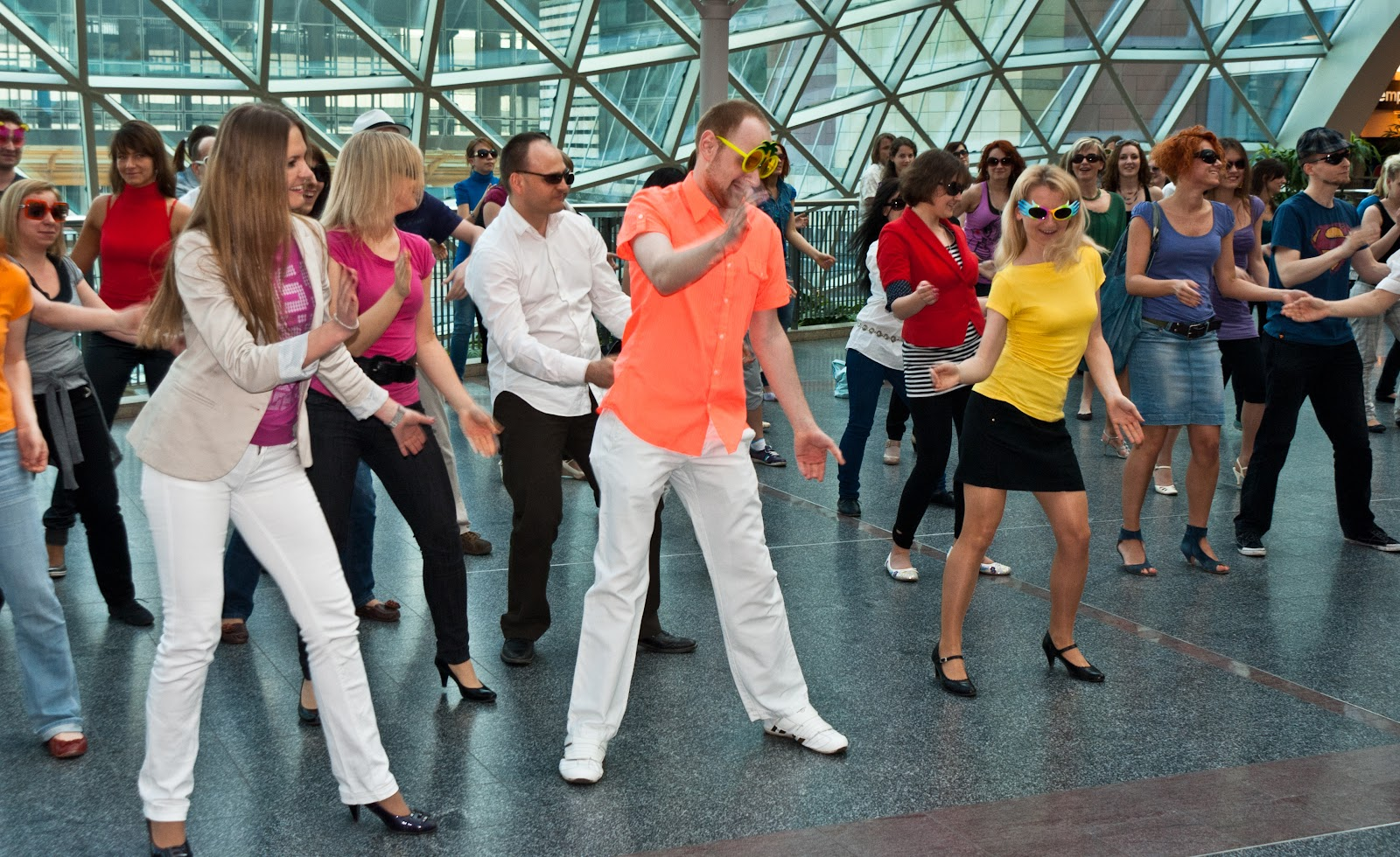 Image result for flash mob